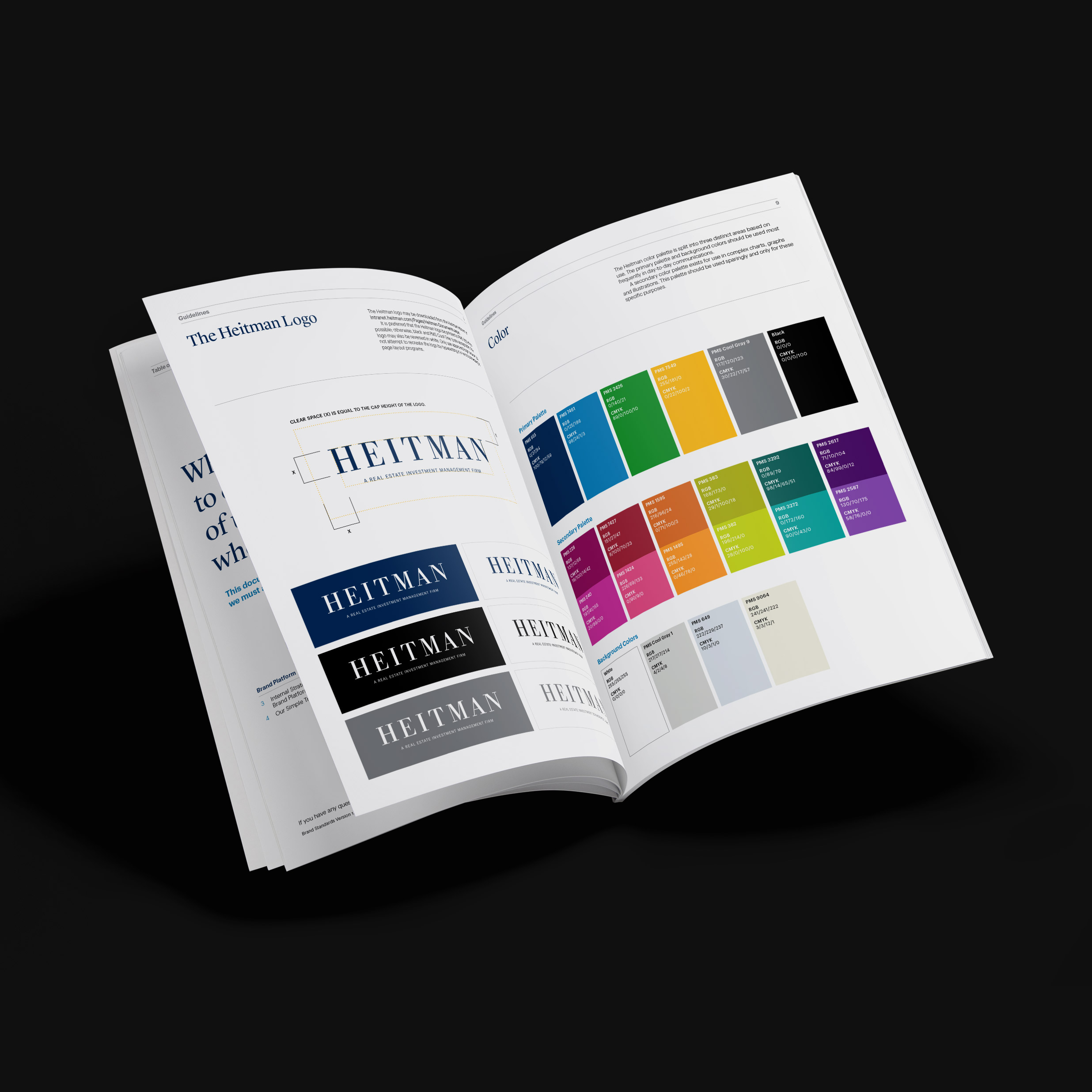 Heitman Brand Book